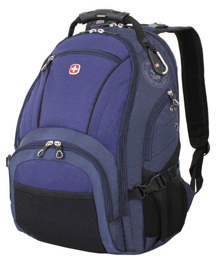 Рюкзак Wenger, цвет: синий, черный,35x19x44 см, 29 л3181303408Описание товара: - Материал изготовления: полиэстер 900D; - Цвет: синий, черный; - Отделение для ноутбука с диагональю экрана до 15; - Карман для планшетного компьютера; - Карман-органайзер для мелких предметов с ключницей, кармашками для ручек, мобильного телефона и карты памяти; - Стягивающие боковые ремни; - Спинка и эргономичные плечевые ремни анатомической формы с системой циркуляции воздуха Airflow; - Карман для бутылок из эластичной сетки; - Размер: 35?19?44 см; - Объем: 29 л. Рюкзак городской с отделением для ноутбука 15 3181303408 Рюкзак городской с отделением для ноутбука 15 3181303408 станет отличным решением для деловых, организованных людей. Эта модель была специально разработана для обеспечения наибольшей функциональности и практичности, которые сейчас так востребованы. Рюкзак изготовлен из прочного и надежного материала - полиэстера 900D, который предотвратит попадание влаги. Отделения для ноутбука с диагональю экрана до 15 и для...
