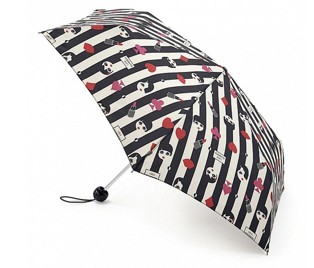 Зонт женский Lulu Guinness