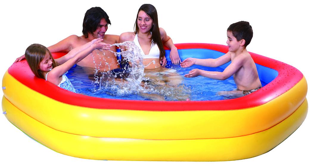 Бассейн надувной Jilong Giant, цвет: желтый, 230 х 230 х 45 смJL016015NPFНадувной бассейн семейный GIANT HEXAGON POOL. Возраст 6+ лет Для использования на даче и природе. - Размер в рабочем состоянии: 230х230х45см - Объем - 766 литров - 2 кольца - Прочная конструкция - Удобная сливная пробка - Самоклеящаяся заплатка в комплекте Артикул: JL016015NPF Материал: ПВХ Упаковка: картон Размер упаковки,см: 41х33х10см Вес: 4,027 кг Компания JILONG это широкий выбор продукции высокого качества и отличный выбор для отдыха на природе. Характеристики: Бренд: JILONG Производитель: Китай Упаковка: коробка Размер упаковки:41х33х10см Размер бассейна:230х230х45см Объем: 766 литров Материал:ПВХ Цвет: желтый Вес: 4,027 кг Артикул:JL016015NPF