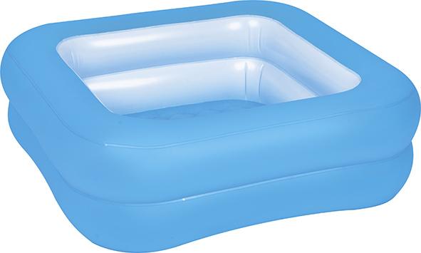 Бассейн надувной Jilong Square Baby, цвет: голубой, 83 х 83 x 27 смJL017393NPFБассейн надувной JILONG  SQUARE BABY POOL, Возраст 1-3 Для использования на даче и природе. - Размер в рабочеи состоянии:83х83x27 см - Объем - 61 литр - Мягкое надувное дно - 2 кольца - Самоклеящаяся заплатка в комплекте Артикул: JL017393NPF Материал: ПВХ Упаковка:коробка Размер упаковки: 28х18х5см Вес: 0,760 кг Компания JILONG это широкий выбор продукции высокого качества и отличный выбор для отдыха на природе. Характеристики: Бренд: JILONG Производитель: Китай Упаковка: коробка Размер упаковки: 28х18х5см Размер бассейна:83х83x27 см Объем: 61 литр Материал:ПВХ Вес: 0,760 кг Артикул: JL017393NPF