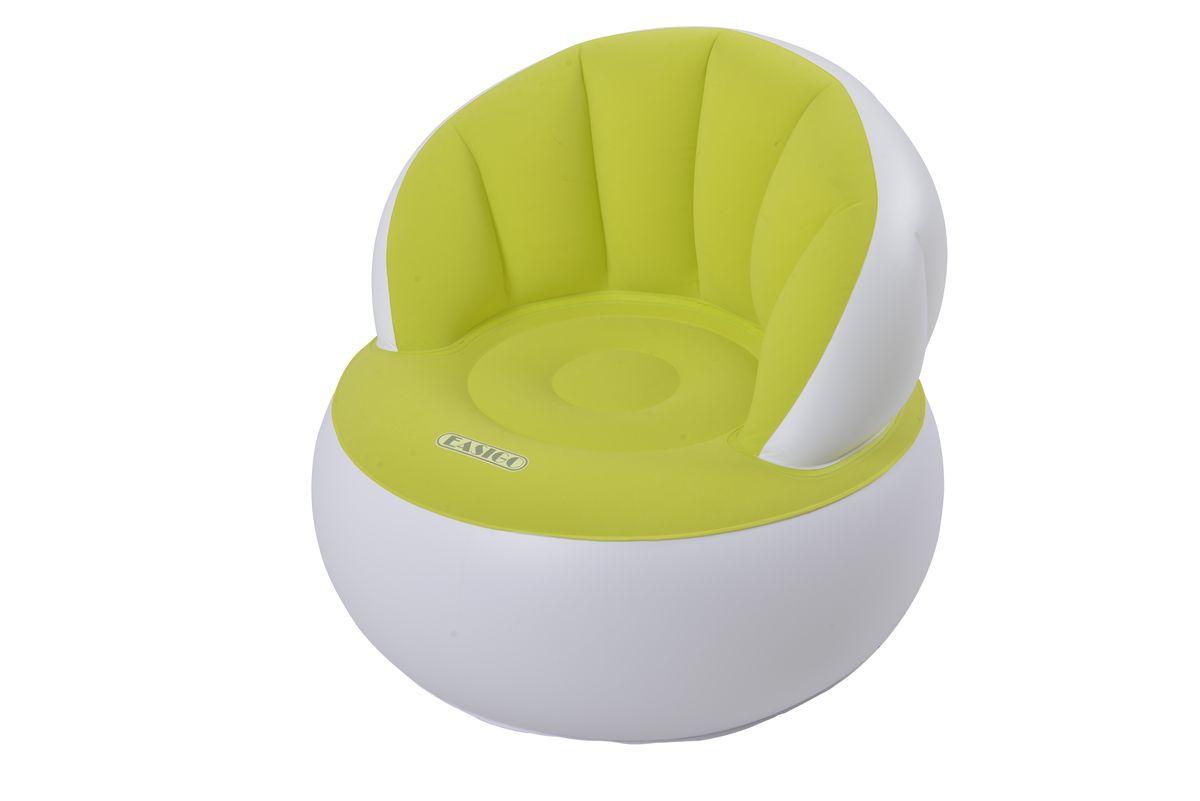 Кресло надувное Relax Easigo Chair, 85 х 85 х 74 см, цвет: бежевыйJL037265N (н)Кресло надувное RELAX EASIGO ARMCHAIR Для дома и офиса - Размер:85х85х74 см - Материал: высококачественный винил с велюровым покрытием - Водоотталкивающее износостойкое флоковое покрытие - Специальная конструкция с хорошей поддержкой не только спины но и поясницы - Самоклеящаяся заплатка прилагается Сдержанный дизайн, нейтральные цвета подходят к любому интерьеру и делают надувные кресла RELAX отличным выбором. Материал: высококачественный винил с велюровым покрытием Размер:85х85х74 см