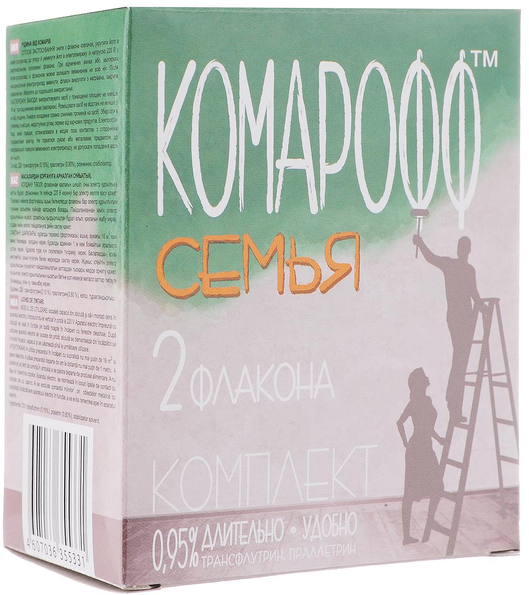 Фумигатор Комарофф