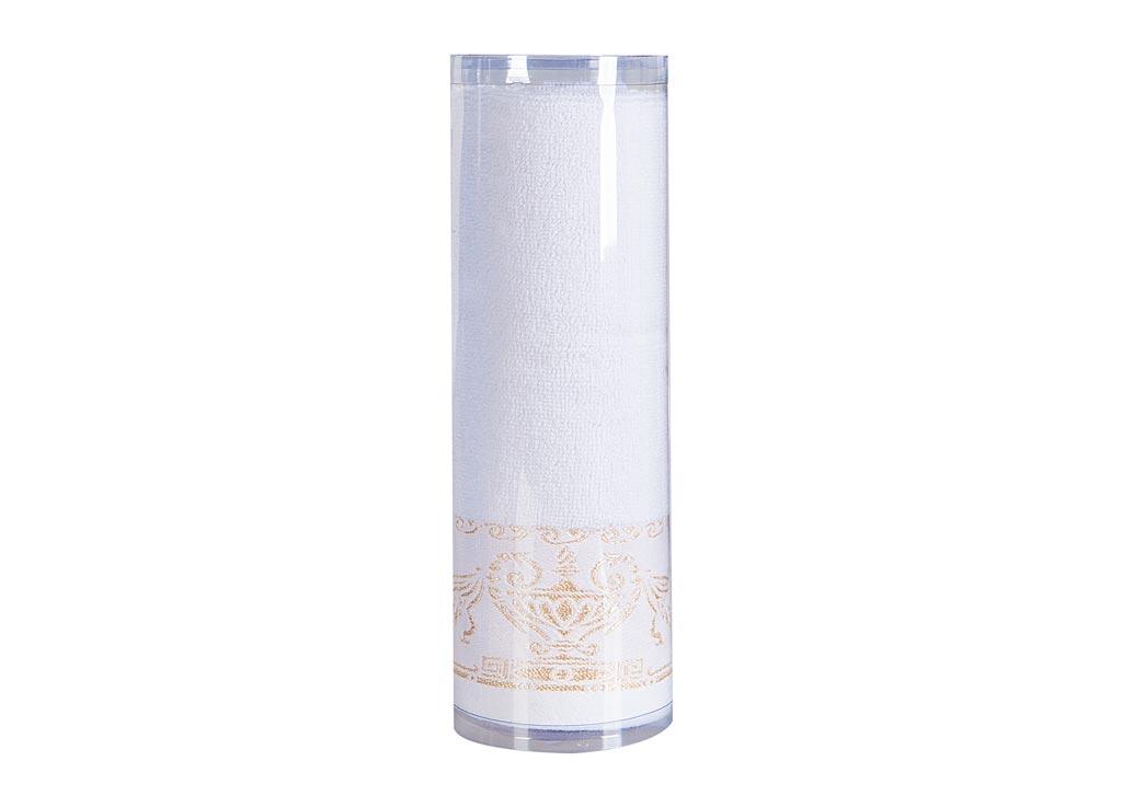 Полотенце Soavita Амфора, цвет: белый, 45 х 80 см82749Махровое полотенце Soavita Амфора выполнено из хлопка. Полотенца используются для протирки различных поверхностей, также широко применяются в быту. Такой набор станет отличным вариантом для практичной и современной хозяйки. Махровое полотно создается из хлопковых нитей, которые, в свою очередь, прядутся из множества хлопковых волокон. Чем длиннее эти волокна, тем прочнее будет нить, и, соответственно, изделие. Длина составляющих хлопковую нить волокон влияет и на фактуру получаемой ткани: чем они длиннее, тем мягче и пушистее получится махровое изделие, тем лучше будет впитывать изделие воду. Хотя на впитывающие качество махры - ее гигроскопичность, не в последнюю очередь влияет состав волокна. Мягкая махровая ткань отлично впитывает влагу и быстро сохнет. Размер полотенца: 45 х 80 см.