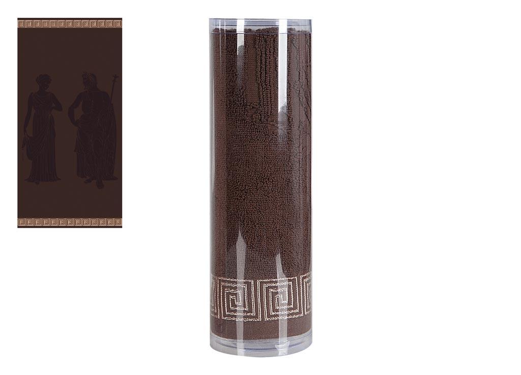 Полотенце махровое Soavita Антик, цвет: коричневый, 45 х 80 см82758Махровое полотно создается из хлопковых нитей, которые, в свою очередь, прядутся из множества хлопковых волокон. Чем длиннее эти волокна, тем прочнее будет нить, и, соответственно, изделие. Длина составляющих хлопковую нить волокон влияет и на фактуру получаемой ткани: чем они длиннее, тем мягче и пушистее получится махровое изделие, тем лучше будет впитывать изделие воду. Хотя на впитывающие качество махры – ее гигроскопичность, не в последнюю очередь влияет состав волокна. Мягкая махровая ткань отлично впитывает влагу и быстро сохнет. Soavita – это популярный бренд домашнего текстиля. Дизайнерская студия этой фирмы находится во Флоренции, Италия. Производство перенесено в Китай, чтобы сделать продукцию более доступной для покупателей. Таким образом, вы имеете возможность покупать продукцию европейского качества совсем не дорого. Домашний текстиль прослужит вам долго: все детали качественно прошиты, ткани очень плотные, рисунок наносится безопасными для здоровья красителями, не...