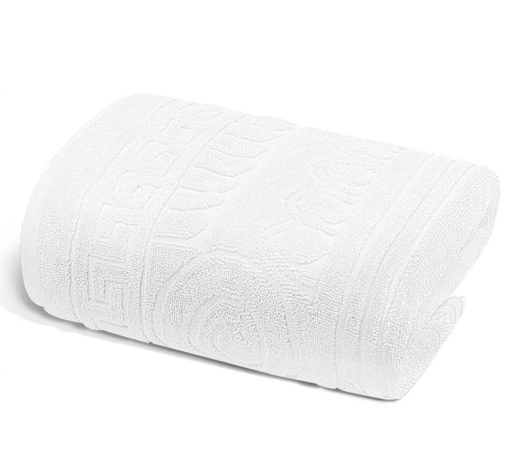 Полотенце Soavita Premium. Капитель, цвет: белый, 45 х 80 см66173Перед использованием постирать при температуре не выше 40 градусов