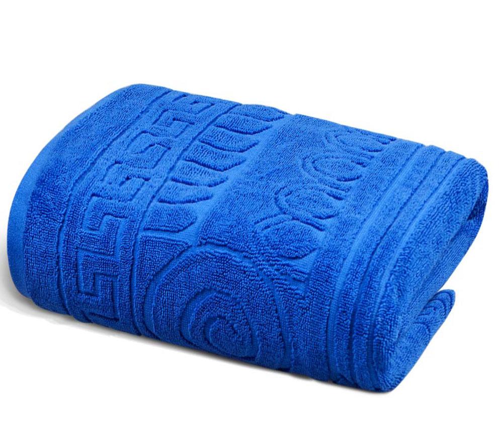 Полотенце Soavita Premium. Капитель, цвет: синий, 65 х 130 см66176Полотенце Soavita Premium. Капитель выполнено из 100% хлопка. Изделие отлично впитывает влагу, быстро сохнет, сохраняет яркость цвета и не теряет форму даже после многократных стирок. Полотенце очень практично и неприхотливо в уходе. Оно создаст прекрасное настроение и украсит интерьер в ванной комнате.