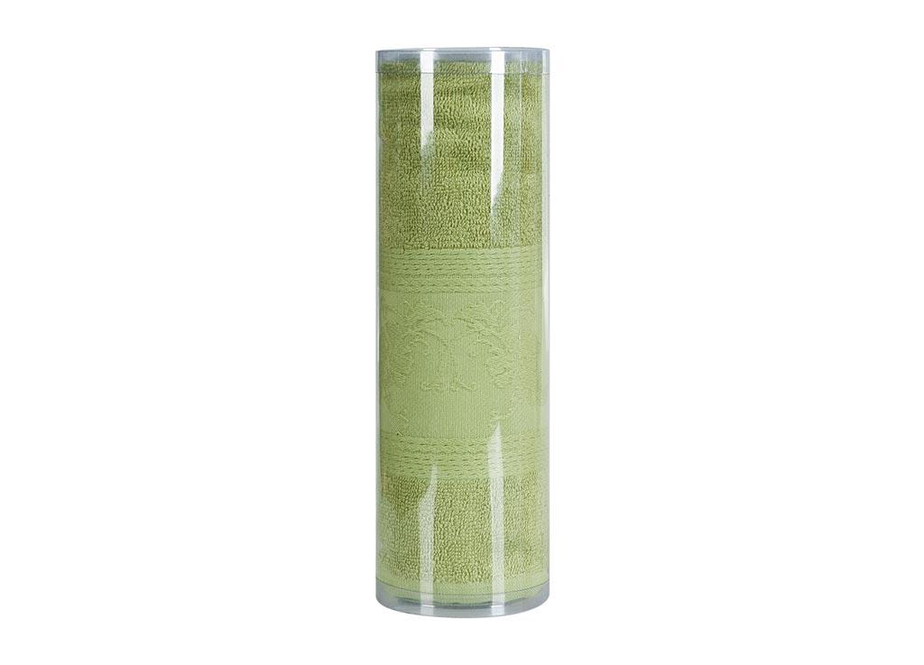 Полотенце махровое Soavita Eo. Цветы, цвет: зеленый, 70 х 130 см74657Махровое полотно создается из хлопковых нитей, которые, в свою очередь, прядутся из множества хлопковых волокон. Чем длиннее эти волокна, тем прочнее будет нить, и, соответственно, изделие. Длина составляющих хлопковую нить волокон влияет и на фактуру получаемой ткани: чем они длиннее, тем мягче и пушистее получится махровое изделие, тем лучше будет впитывать изделие воду. Хотя на впитывающие качество махры – ее гигроскопичность, не в последнюю очередь влияет состав волокна. Мягкая махровая ткань отлично впитывает влагу и быстро сохнет. Soavita – это популярный бренд домашнего текстиля. Дизайнерская студия этой фирмы находится во Флоренции, Италия. Производство перенесено в Китай, чтобы сделать продукцию более доступной для покупателей. Таким образом, вы имеете возможность покупать продукцию европейского качества совсем не дорого. Домашний текстиль прослужит вам долго: все детали качественно прошиты, ткани очень плотные, рисунок наносится безопасными для здоровья красителями, не...