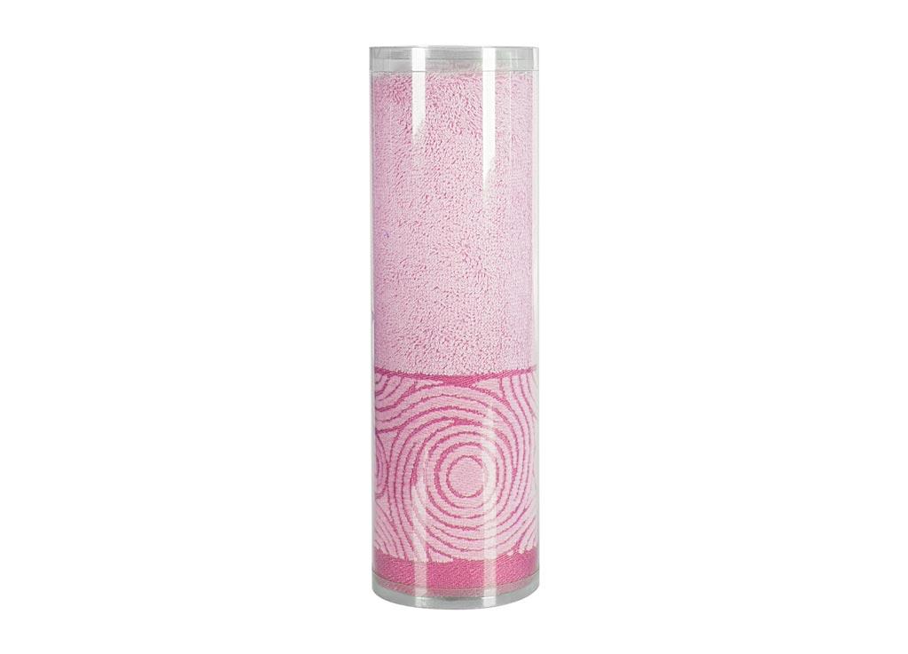 Полотенце махровое Soavita Eo. Поэма, цвет: розовый, 70 х 140 см74683Махровое полотно создается из хлопковых нитей, которые, в свою очередь, прядутся из множества хлопковых волокон. Чем длиннее эти волокна, тем прочнее будет нить, и, соответственно, изделие. Длина составляющих хлопковую нить волокон влияет и на фактуру получаемой ткани: чем они длиннее, тем мягче и пушистее получится махровое изделие, тем лучше будет впитывать изделие воду. Хотя на впитывающие качество махры – ее гигроскопичность, не в последнюю очередь влияет состав волокна. Мягкая махровая ткань отлично впитывает влагу и быстро сохнет. Soavita – это популярный бренд домашнего текстиля. Дизайнерская студия этой фирмы находится во Флоренции, Италия. Производство перенесено в Китай, чтобы сделать продукцию более доступной для покупателей. Таким образом, вы имеете возможность покупать продукцию европейского качества совсем не дорого. Домашний текстиль прослужит вам долго: все детали качественно прошиты, ткани очень плотные, рисунок наносится безопасными для здоровья красителями, не...