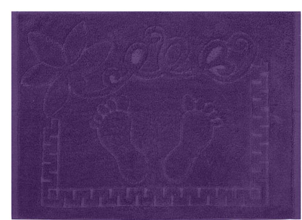 Полотенце Soavita Жаккард, цвет: лиловый, 50 х 70 см77112Полотенце Soavita Жаккард выполнено из 100% хлопка и украшено оригинальным рисунком. Изделие отлично впитывает влагу, быстро сохнет, сохраняет яркость цвета и не теряет форму даже после многократных стирок. Полотенце - это необходимый атрибут каждой ванной комнаты в любом доме. Оно создаст прекрасное настроение и украсит интерьер.