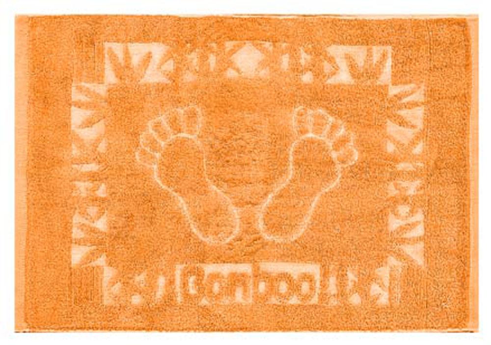 Полотенце Soavita Бамбук, цвет: оранжевый, 50 х 70 см77118Перед использованием постирать при температуре не выше 40 градусов