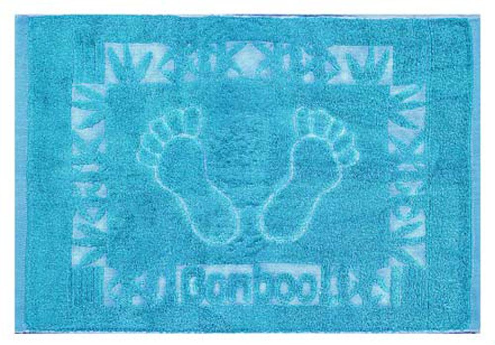 Полотенце Soavita Бамбук, цвет: бирюзовый, 50 х 70 см77120Перед использованием постирать при температуре не выше 40 градусов