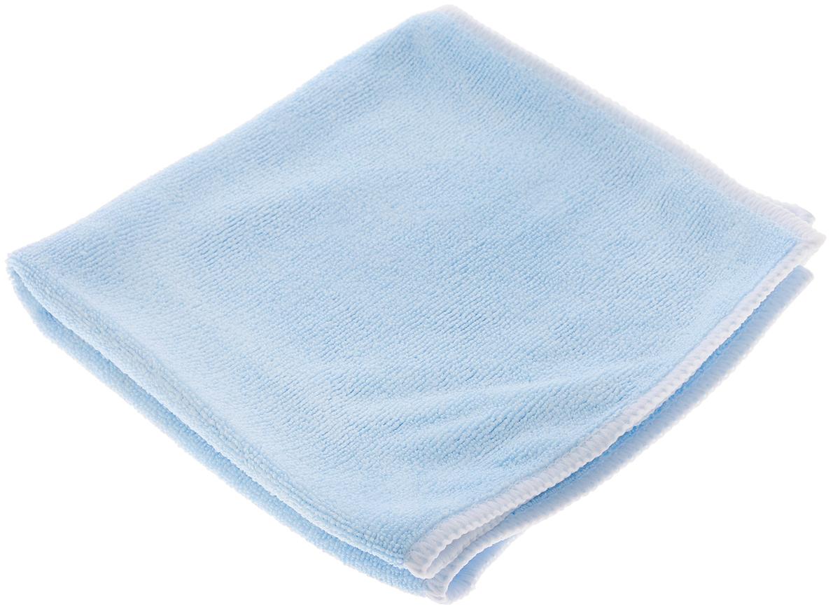 Салфетка универсальная Stella Pack, цвет: голубой, 35 х 35 см4577_голубойСалфетка Stella Pack, изготовленная из микрофибры (80% полиэстера и 20% полиамида), предназначена для сухой и влажной уборки. Очищает и обезжиривает поверхности без дополнительного применения моющих средств. Идеально подходит для очистки столов, кухонных раковин, холодильников, микроволновых печей и другой бытовой техники. Рекомендуется ручная стирка при температуре 60°С.