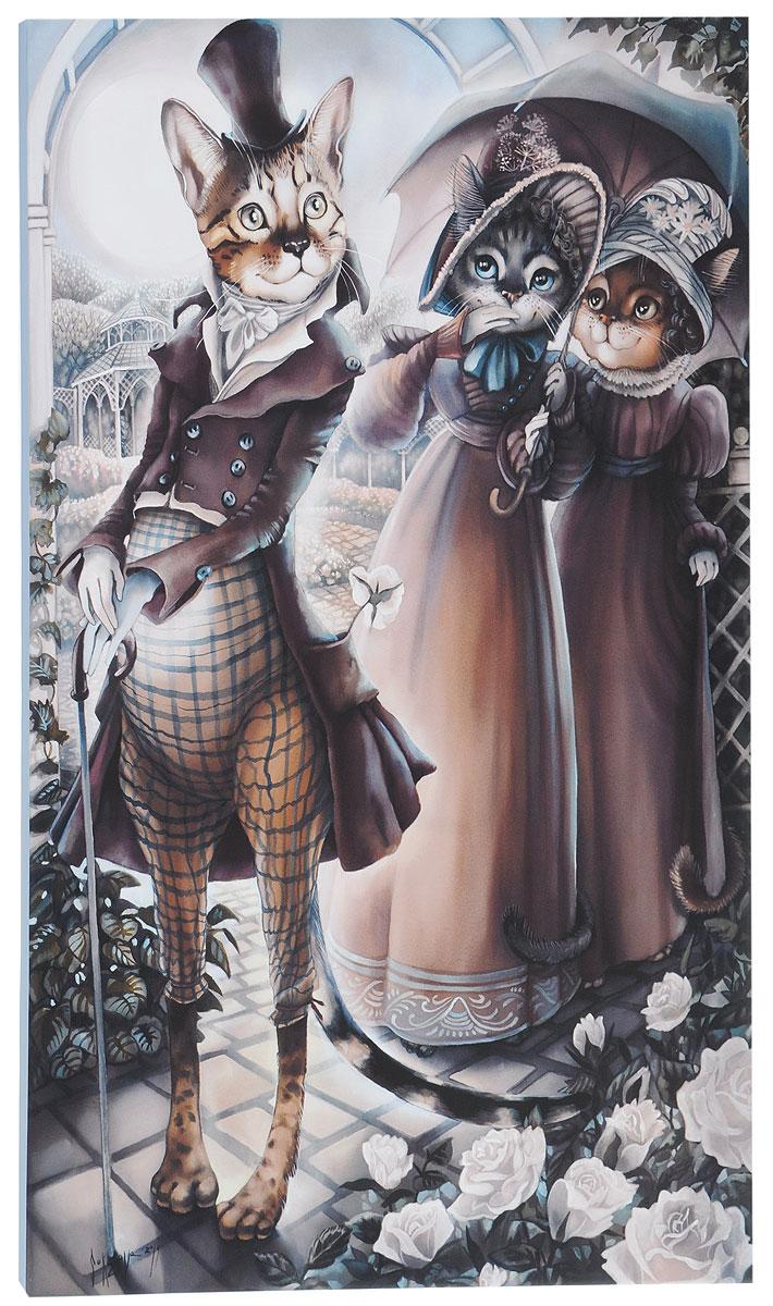 КвикДекор Картина детская Мистер ДарсиAP-00830-00046-Cn4570Картина КвикДекор Мистер Дарси - это прекрасное украшение для вашей гостиной, детской или спальни. Она привнесет в интерьер яркий акцент и сделает обстановку комфортной и уютной. Автор картины - Надежда Соколова - родилась в 1973 году в городе Дрездене. В 1986-1990 годах училась в Художественной школе города Новгорода. В 1995 году окончила с отличием рекламное отделение Новгородского училища культуры. В 2000 году защитила диплом на факультете Искусств и Технологий НовГУ имени Ярослава Мудрого. Выставляется с 1996 года. Работает в техниках: живопись, графика, батик, лаковая миниатюра, авторская кукла. Является автором оригинального стиля в миниатюре. Изделие представляет собой картину с латексной печатью на натуральном хлопчатобумажном холсте. Галерейная натяжка на деревянный подрамник выполнена очень аккуратно, а боковые части картины запечатаны тоновой заливкой. Обратная сторона подрамника содержит отверстие, благодаря которому картину можно легко закрепить на стене и...