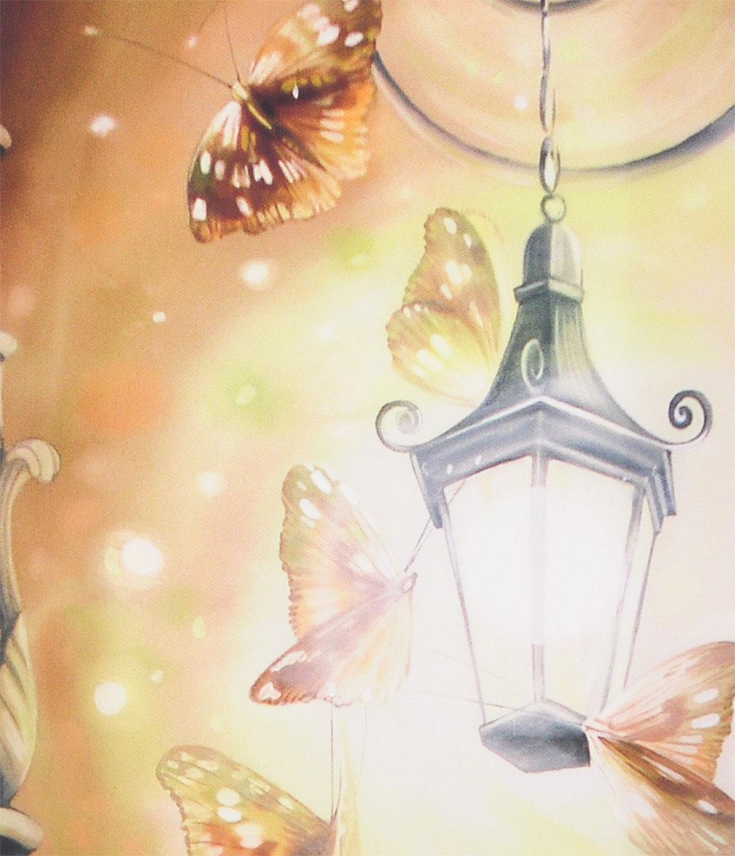 КвикДекор Картина детская Неодинокий фонарь