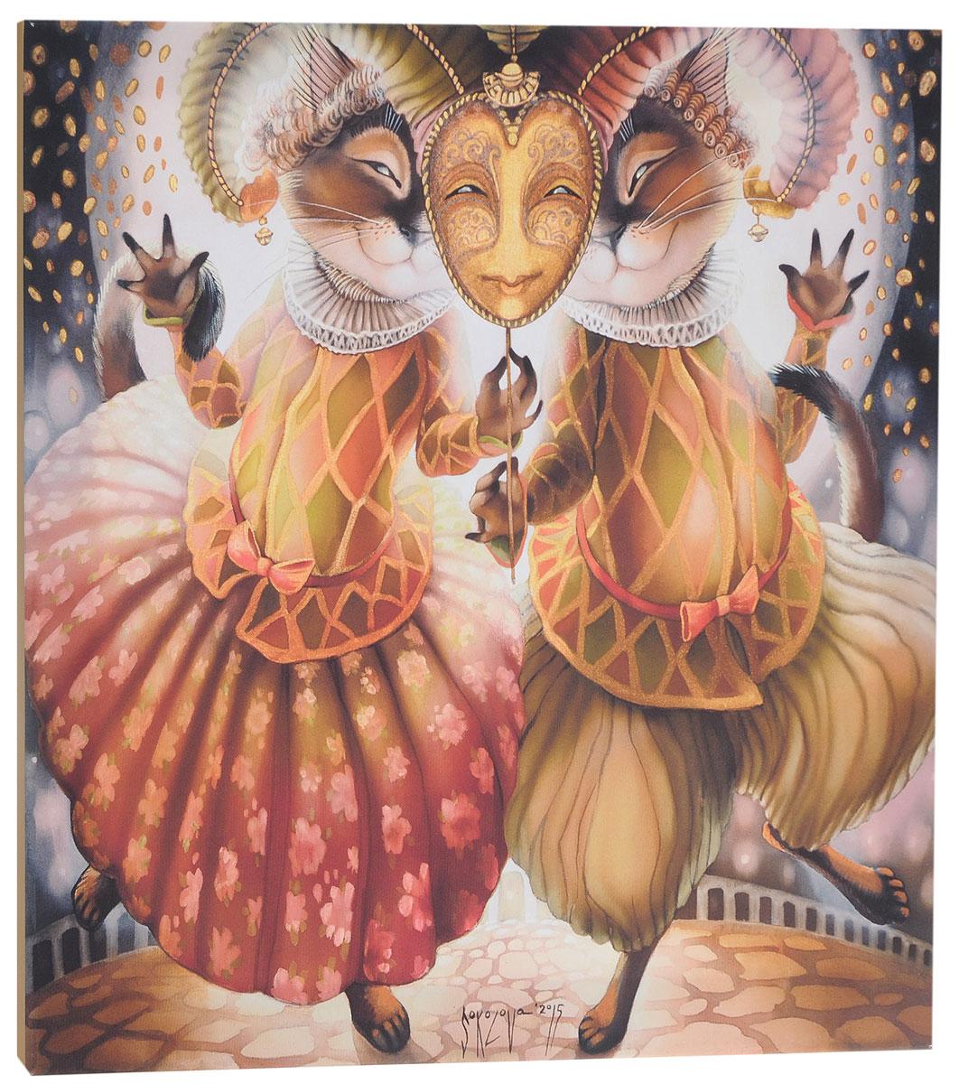 КвикДекор Картина детская БлизнецыAP-00873-00089-Cn5050Картина КвикДекор Близнецы - это прекрасное украшение для вашей гостиной, детской или спальни. Она привнесет в интерьер яркий акцент и сделает обстановку комфортной и уютной. Автор картины - Надежда Соколова - родилась в 1973 году в городе Дрездене. В 1986-1990 годах училась в Художественной школе города Новгорода. В 1995 году окончила с отличием рекламное отделение Новгородского училища культуры. В 2000 году защитила диплом на факультете Искусств и Технологий НовГУ имени Ярослава Мудрого. Выставляется с 1996 года. Работает в техниках: живопись, графика, батик, лаковая миниатюра, авторская кукла. Является автором оригинального стиля в миниатюре. Изделие представляет собой картину с латексной печатью на натуральном хлопчатобумажном холсте. Галерейная натяжка на деревянный подрамник выполнена очень аккуратно, а боковые части картины запечатаны тоновой заливкой. Обратная сторона подрамника содержит отверстие, благодаря которому картину можно легко закрепить на стене и...
