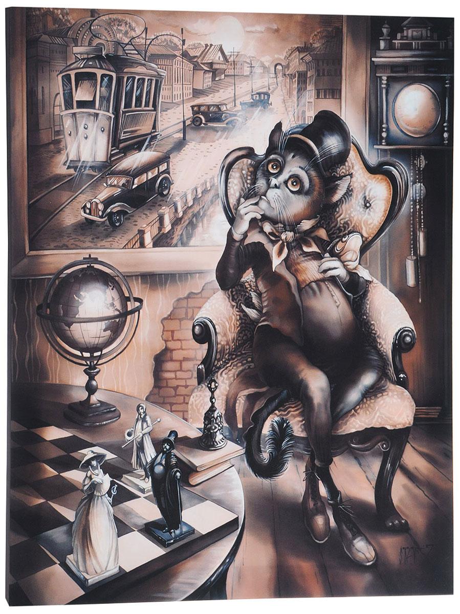 КвикДекор Картина детская БегемотAP-00791-00007-Cn6070Картина КвикДекор Бегемот - это прекрасное украшение для вашей гостиной, детской или спальни. Она привнесет в интерьер яркий акцент и сделает обстановку комфортной и уютной. Автор картины - Надежда Соколова - родилась в 1973 году в городе Дрездене. В 1986-1990 годах училась в Художественной школе города Новгорода. В 1995 году окончила с отличием рекламное отделение Новгородского училища культуры. В 2000 году защитила диплом на факультете Искусств и Технологий НовГУ имени Ярослава Мудрого. Выставляется с 1996 года. Работает в техниках: живопись, графика, батик, лаковая миниатюра, авторская кукла. Является автором оригинального стиля в миниатюре. Изделие представляет собой картину с латексной печатью на натуральном хлопчатобумажном холсте. Галерейная натяжка на деревянный подрамник выполнена очень аккуратно, а боковые части картины запечатаны тоновой заливкой. Обратная сторона подрамника содержит отверстие, благодаря которому картину можно легко закрепить на стене и...