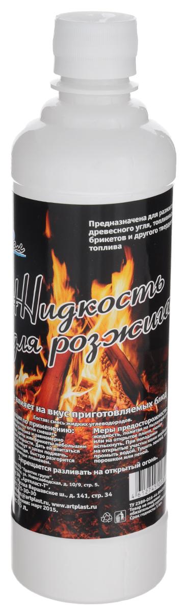 Жидкость для розжига Идеал, 500 млТДД13284Жидкость для розжига Идеал предназначена для разжигания древесного угля, топливных брикетов и другого твердого топлива. Изделие не влияет на вкус приготовляемых блюд. Состав: смесь жидких углеводородов.