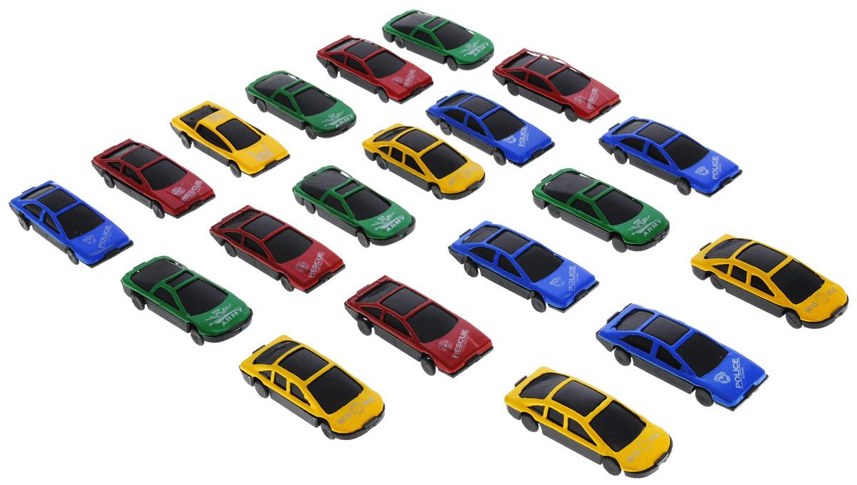 Little Ant Набор машинок Auto World 20 штB1213981 (120)Набор машинок Little Ant Auto World понравится любому мальчику. В набор входит 20 спортивных и гоночных автомобилей в масштабе 1:64. Каждая машинка имеет индивидуальную форму и раскраску. Машинки изготовлены из качественных и безопасных материалов. Имея такой автопарк, можно устраивать соревнования и гонки с друзьями. Благодаря разнообразию моделей и цветов скучать будет некогда.