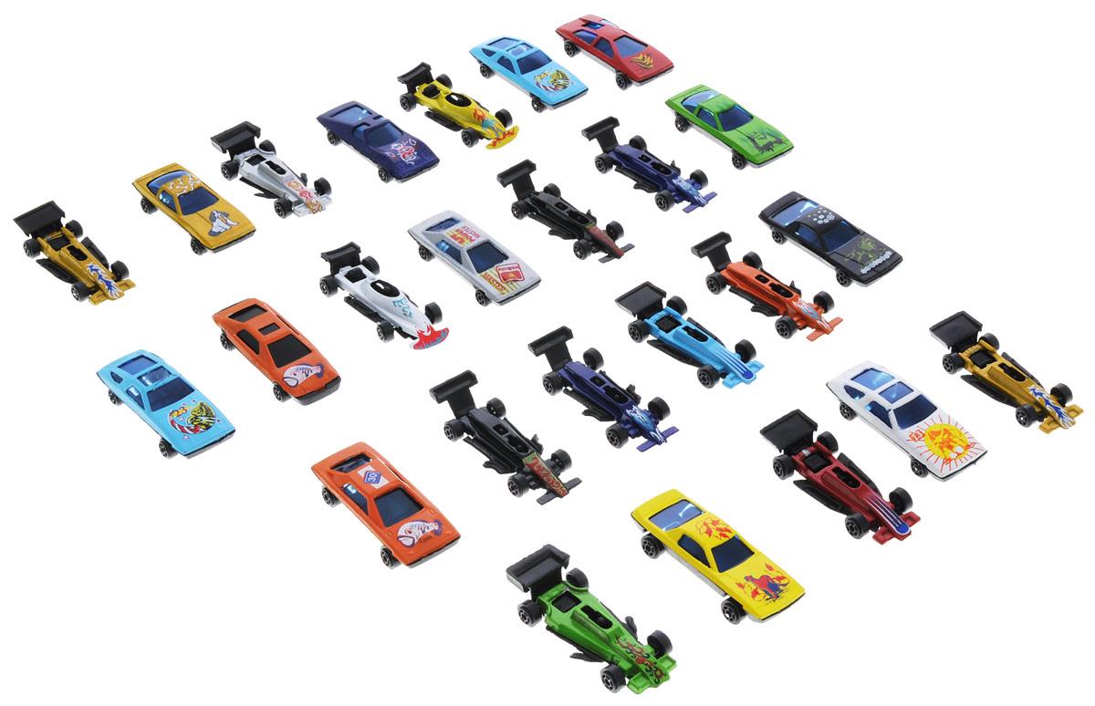 Shantou Набор машинок Motorwheels 25 штB1385631Набор машинок Shantou Motorwheels понравится любому мальчику. В набор входит 25 спортивных и гоночных автомобилей. Каждая машинка имеет индивидуальную форму и раскраску. Машинки изготовлены из качественных и безопасных материалов. Имея такой автопарк, можно устраивать соревнования и гонки с друзьями. Благодаря разнообразию моделей и цветов скучать будет некогда.
