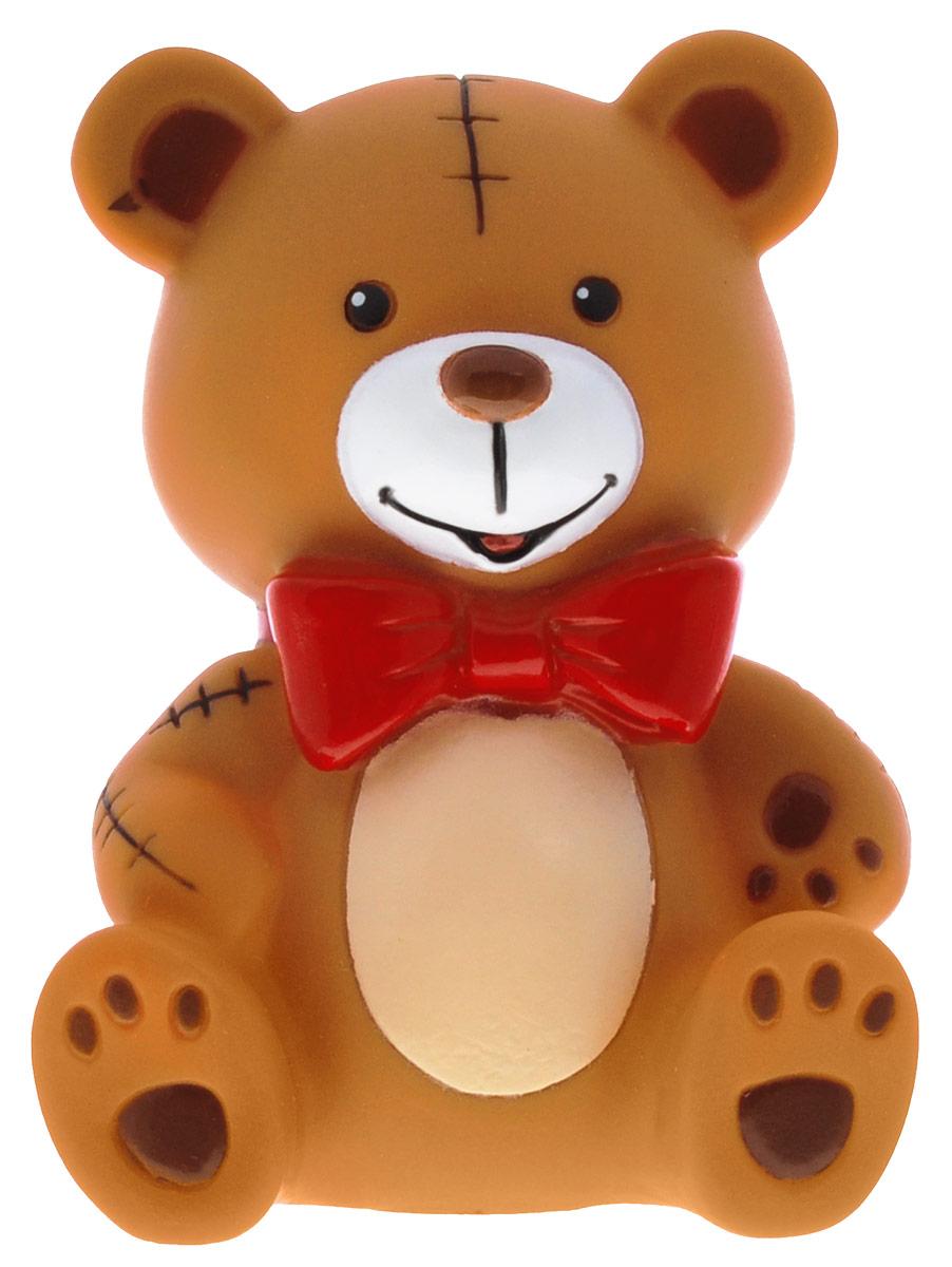 Играем вместе Игрушка для ванной Мишка17R-LSИгрушка для ванной Играем вместе Мишка светится и поет веселую песенку на стихи Агнии Барто. Выполнена игрушка очень тщательно и качественно. Герметичный корпус защищает механизм и элементы питания от попадания воды, поэтому ребенок может смело опускать задорную игрушку в воду. Сделайте вашему малышу такой замечательный подарок!