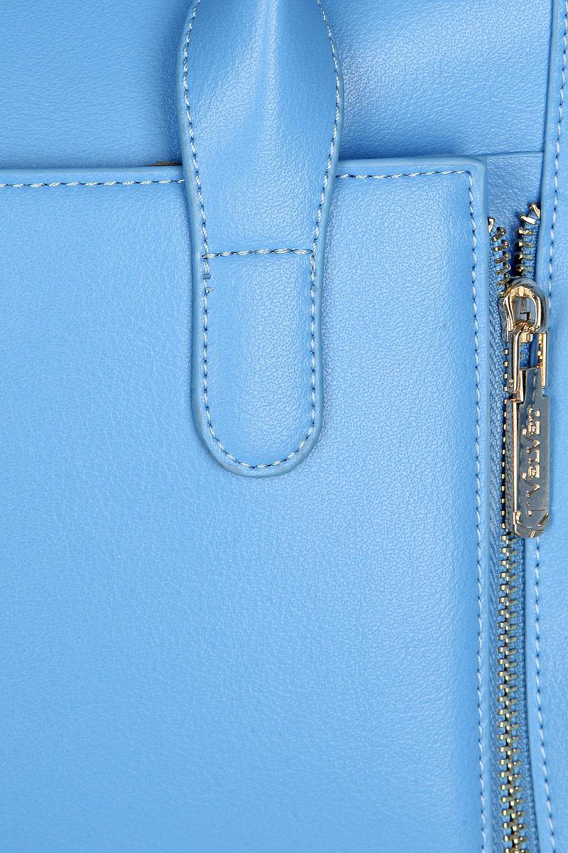 Сумка женская VelVet, цвет: голубой. 968-171286-172