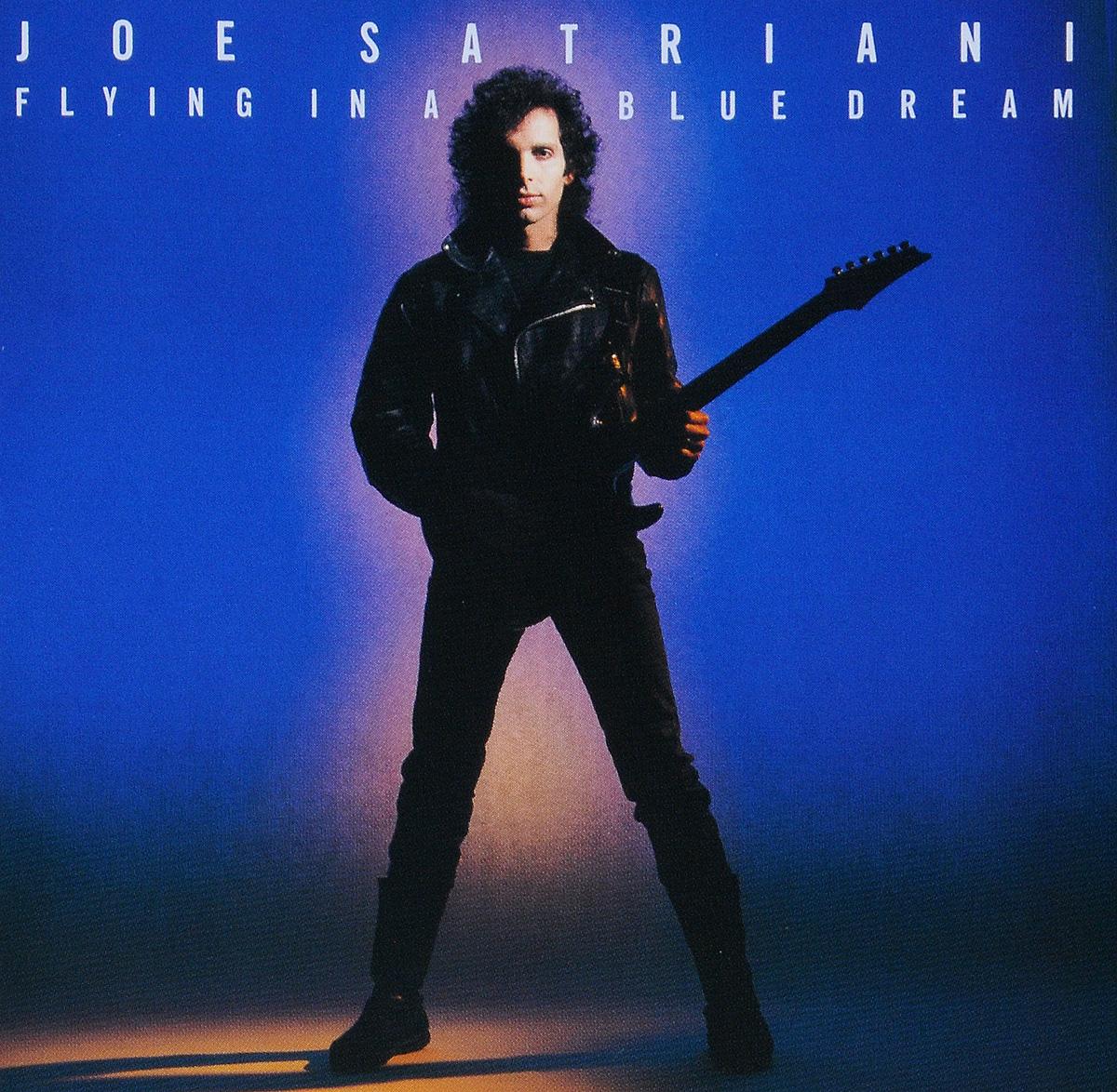 Joe Satriani. Flying In A Blue Dream