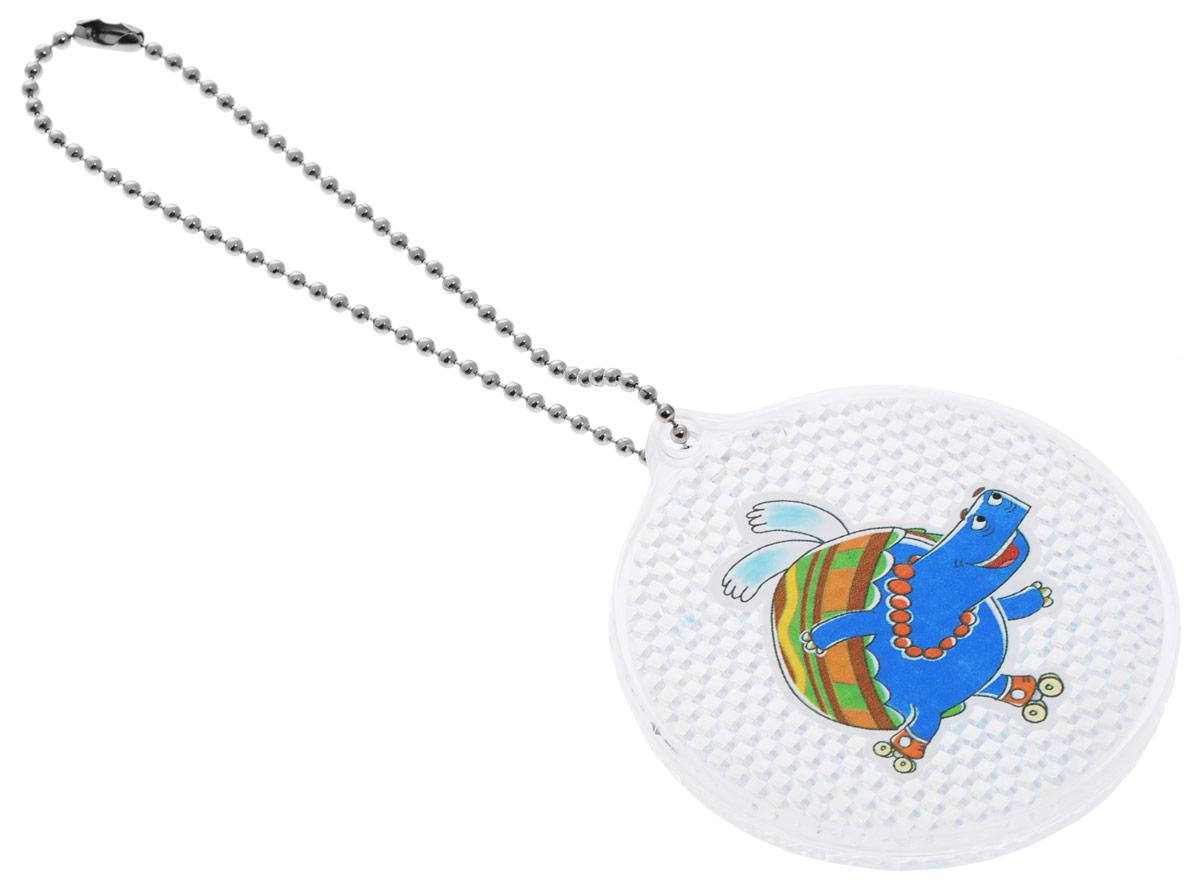Мамасвет Светоотражатель пешеходный Черепаха Че ( 51808 )
