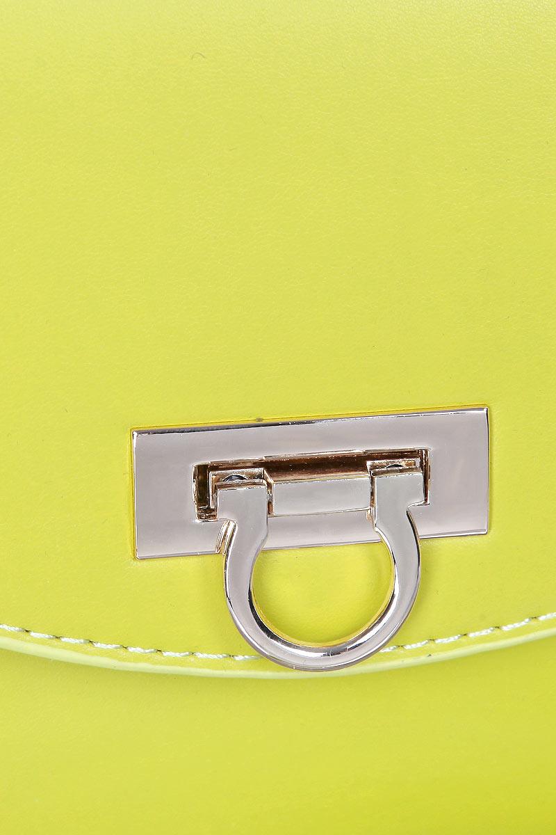 Сумка женская Calipso, цвет: желтый. 803-141286-172