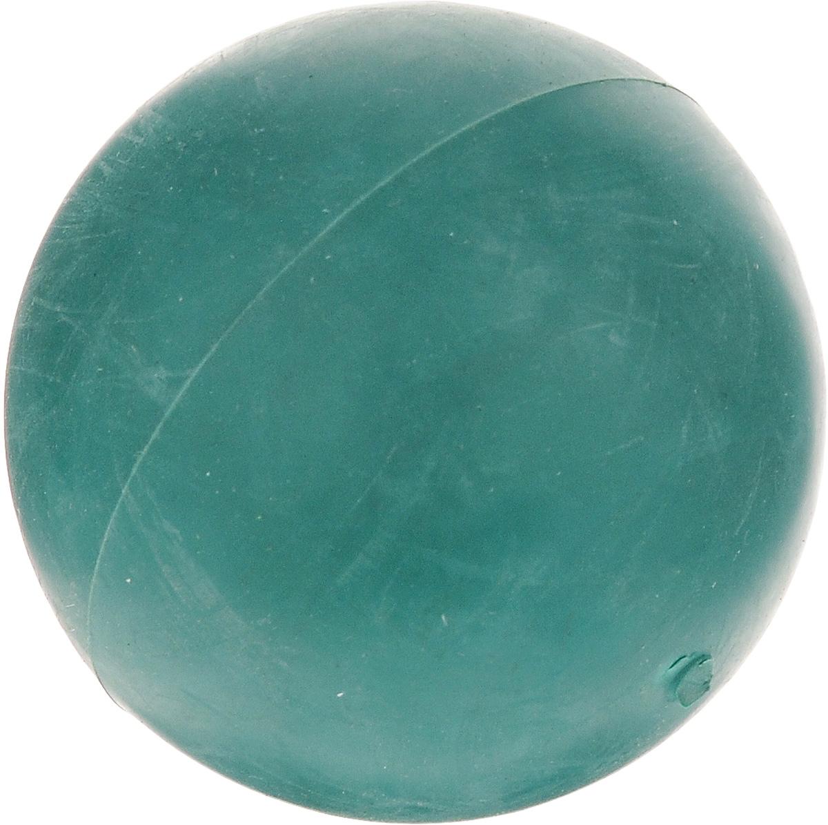 Игрушка для собак ЗооМарк Мячик, цвет: зеленый, диаметр 6,5 смД-65Игрушка для собак ЗооМарк, изготовленная из высококачественной резины, выполнена в виде мячика. Изделие устойчиво к разгрызанию. Такая игрушка порадует вашего любимца, а вам доставит массу приятных эмоций, ведь наблюдать за игрой всегда интересно и приятно. Оставшись в одиночестве, ваша собака будет увлеченно играть. Диаметр: 6,5 см.