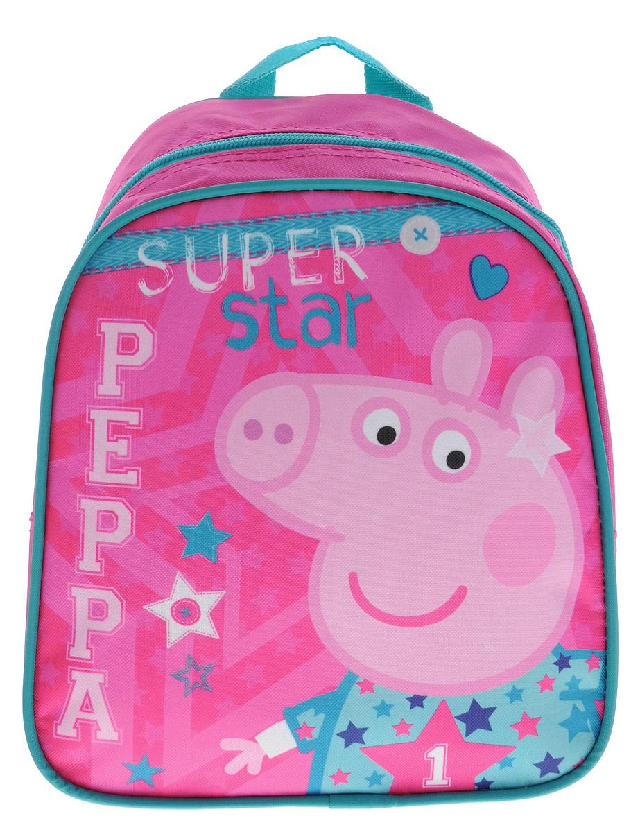 Peppa Pig Рюкзак дошкольный малый Superstar