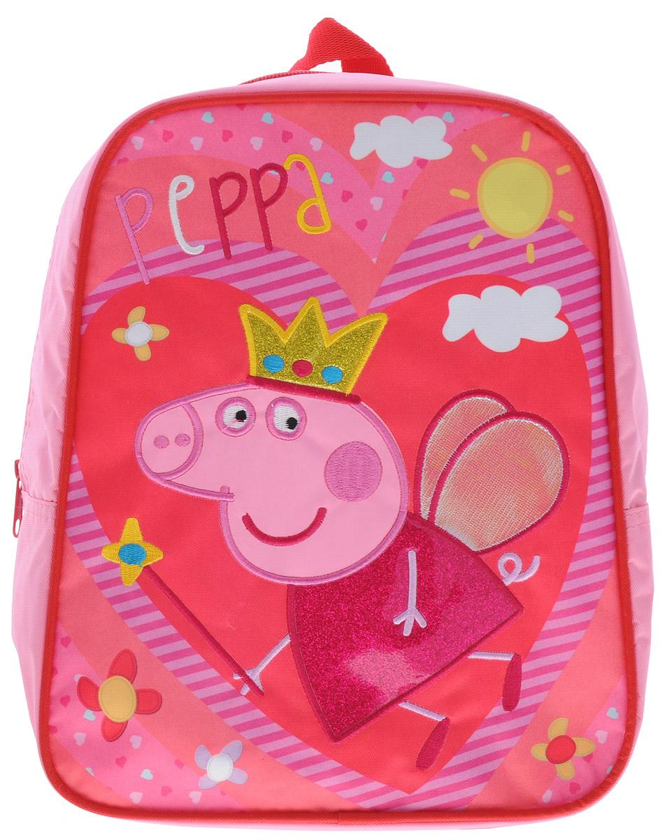 Peppa Pig Рюкзак дошкольный средний Королева