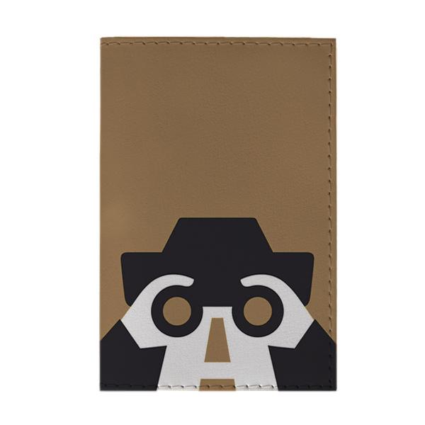 Обложка для паспорта Mitya Veselkov Следопыт, цвет: желтый. AUTOZAM396AUTOZAM396Обложка для паспорта Mitya Veselkov Следопыт - оригинальный и стильный аксессуар, который придется по душе истинным модникам и поклонникам интересного и необычного дизайна. Качественная обложка выполнена из легкого и прочного ПВХ, который надежно защищает важные документы от пыли, влаги и бытового истирания. Изделие раскладывается пополам. Внутри размещены два накладных кармашка из прозрачного ПВХ. Простая, но в то же время стильная обложка для паспорта определенно выделит своего обладателя из толпы и непременно поднимет настроение. А яркий современный дизайн, который является основной фишкой данной модели, будет радовать глаз. Почувствуй себя настоящим следопытом с модным аксессуаром от Mitya Veselkov!
