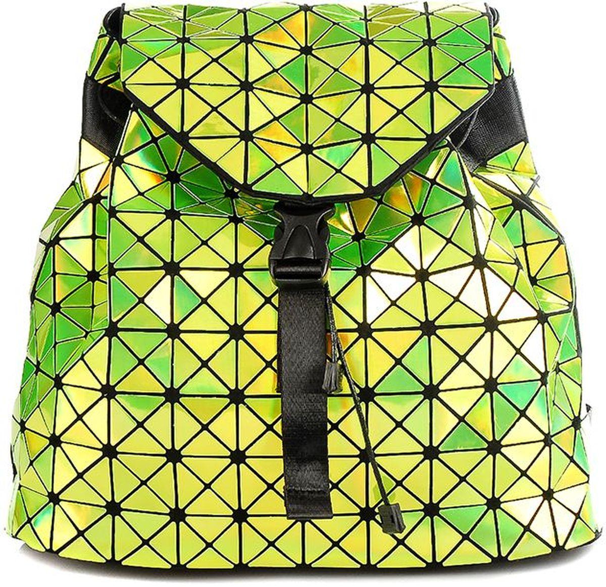 Рюкзак силиконовый Sabellino, цвет: манго. 0111016457_650111016457_65Легкий вместительный рюкзак, закрывается на крышку с застежкой, изделие затягивается, что позволит сделать его компактным или более вместительным. Внутри тканевый подклад, карман на молнии для документов, отделения для мелочи и мобильного телефона, уплотненное дно. Мягкие регулируемые лямки.