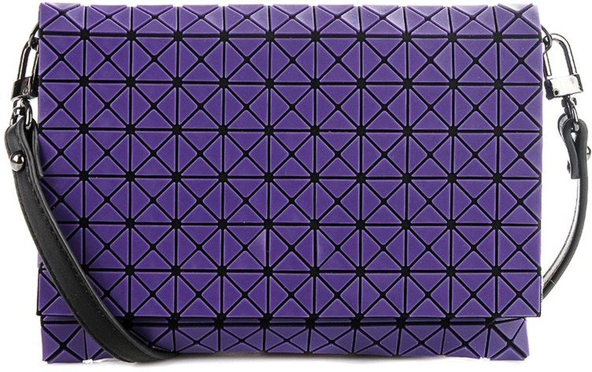 Сумка женская Sabellino, цвет: фиолетовый. 0111016454_400111016454_40Компактная и аккуратная сумка на длинном ремешке, внутренний карман на молнии, закрывается на крышку с магнитом. Возможность отстегивать и регулировать ремешок - это приносит много функциональность данному изделию. Длина ремешка 126 см.