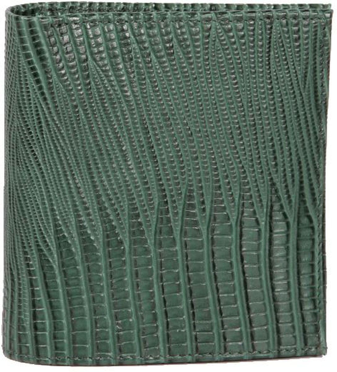 Портмоне женское Piero, цвет: темно-зеленый. 50КЖМ_31_120950КЖМ_31_1209Модель выполнена из высококачественной гладкой натуральной кожи с оригинальным тиснением, внутри тканевая подкладка.
