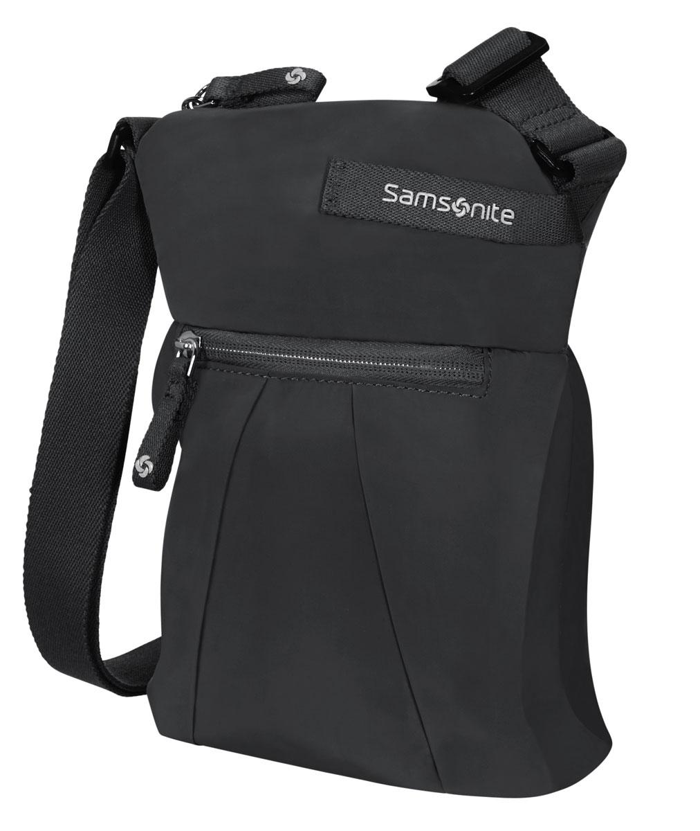 Samsonite Сумка плечевая черный 150*50*21051V-09004