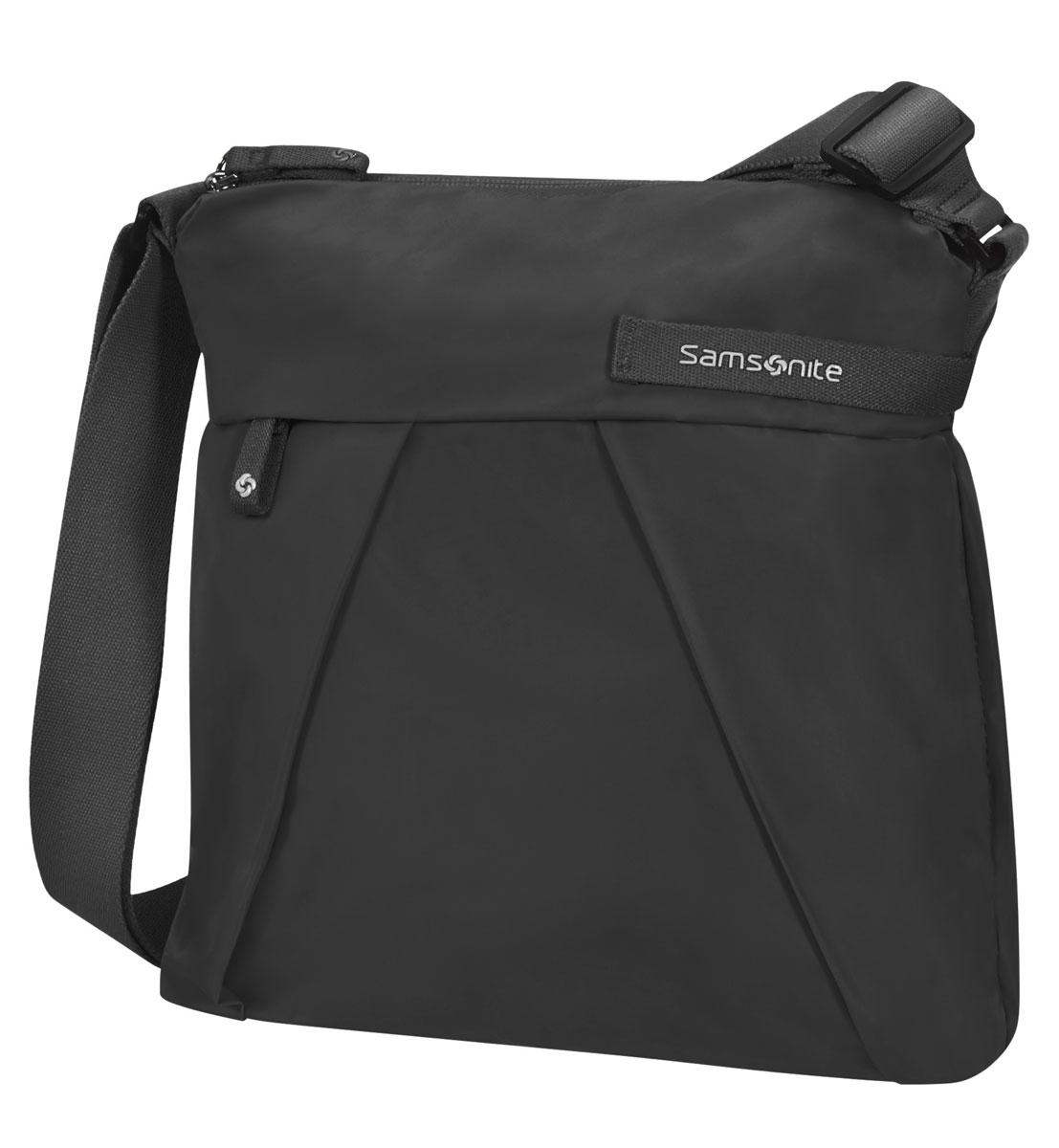 Samsonite Сумка плечевая черный 260*60*30051V-09005