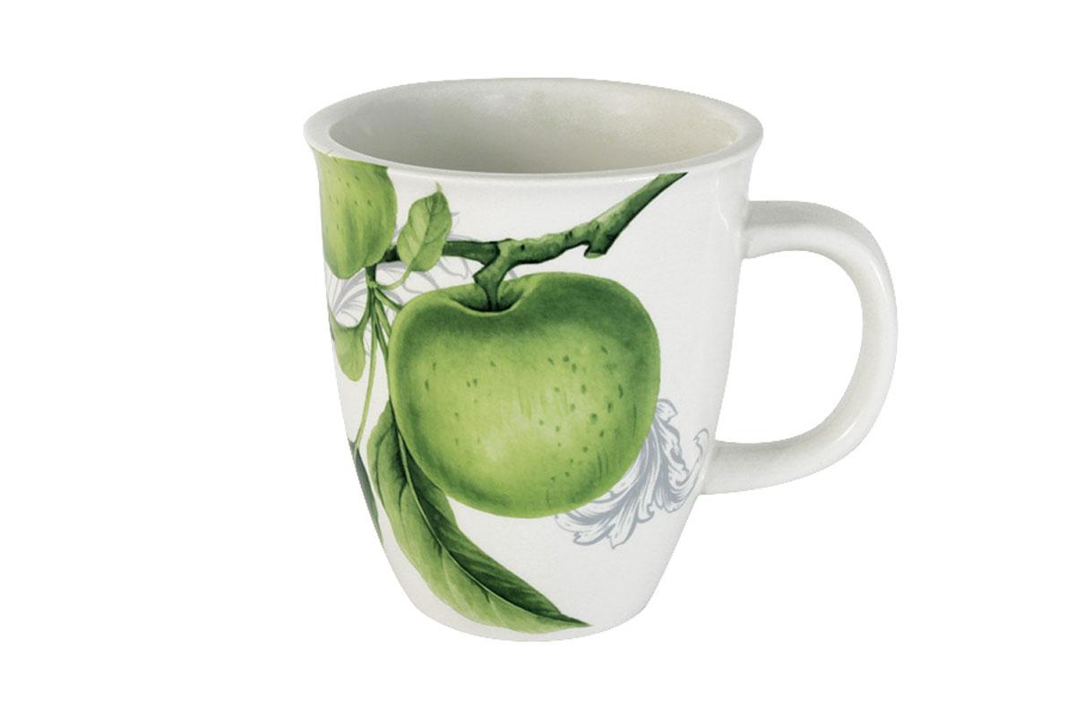 Кружка Infinity Зеленые яблокиINFEX-2347A-GA-ALВсе изделия находятся в подарочной упаковке, что позволяет им стать хорошим подарком. Для изготовления посуды Infinity используется высококачественная доломитовая керамика, отличительной особенностью которой являются легкость и белизна. Яркие декоры на такой керамике выглядят особенно привлекательно. Не рекомендуется использовать посуду Infinity в микроволновых печах для приготовления блюд, поскольку эта керамика не выдерживает температур выше 150С. Мыть - в теплой воде с применением мягких моющих средств. Не стоит часто использовать посудомоечную машину, поскольку при постоянном мытье в ней рисунок может потерять свою яркость.
