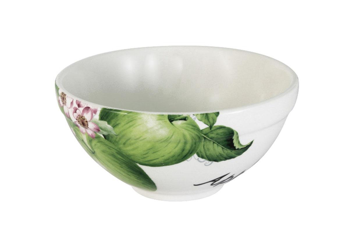 Салатник Infinity Зеленые яблоки, малыйINFEX-C021A-GA-ALВсе изделия находятся в подарочной упаковке, что позволяет им стать хорошим подарком. Для изготовления посуды Infinity используется высококачественная доломитовая керамика, отличительной особенностью которой являются легкость и белизна. Яркие декоры на такой керамике выглядят особенно привлекательно. Не рекомендуется использовать посуду Infinity в микроволновых печах для приготовления блюд, поскольку эта керамика не выдерживает температур выше 150С. Мыть - в теплой воде с применением мягких моющих средств. Не стоит часто использовать посудомоечную машину, поскольку при постоянном мытье в ней рисунок может потерять свою яркость.
