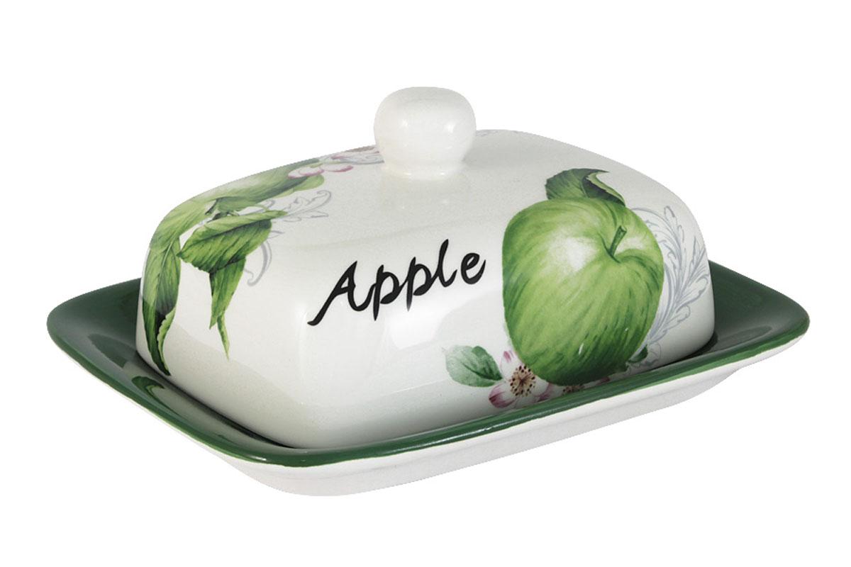 Масленка Infinity Зеленые яблокиINFOH055G-GA-ALВсе изделия находятся в подарочной упаковке, что позволяет им стать хорошим подарком. Для изготовления посуды Infinity используется высококачественная доломитовая керамика, отличительной особенностью которой являются легкость и белизна. Яркие декоры на такой керамике выглядят особенно привлекательно. Не рекомендуется использовать посуду Infinity в микроволновых печах для приготовления блюд, поскольку эта керамика не выдерживает температур выше 150С. Мыть - в теплой воде с применением мягких моющих средств. Не стоит часто использовать посудомоечную машину, поскольку при постоянном мытье в ней рисунок может потерять свою яркость.