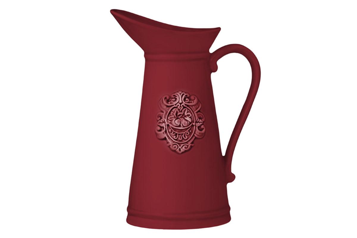 Кувшин Nuova Cer Аральдо, цвет: бордовый