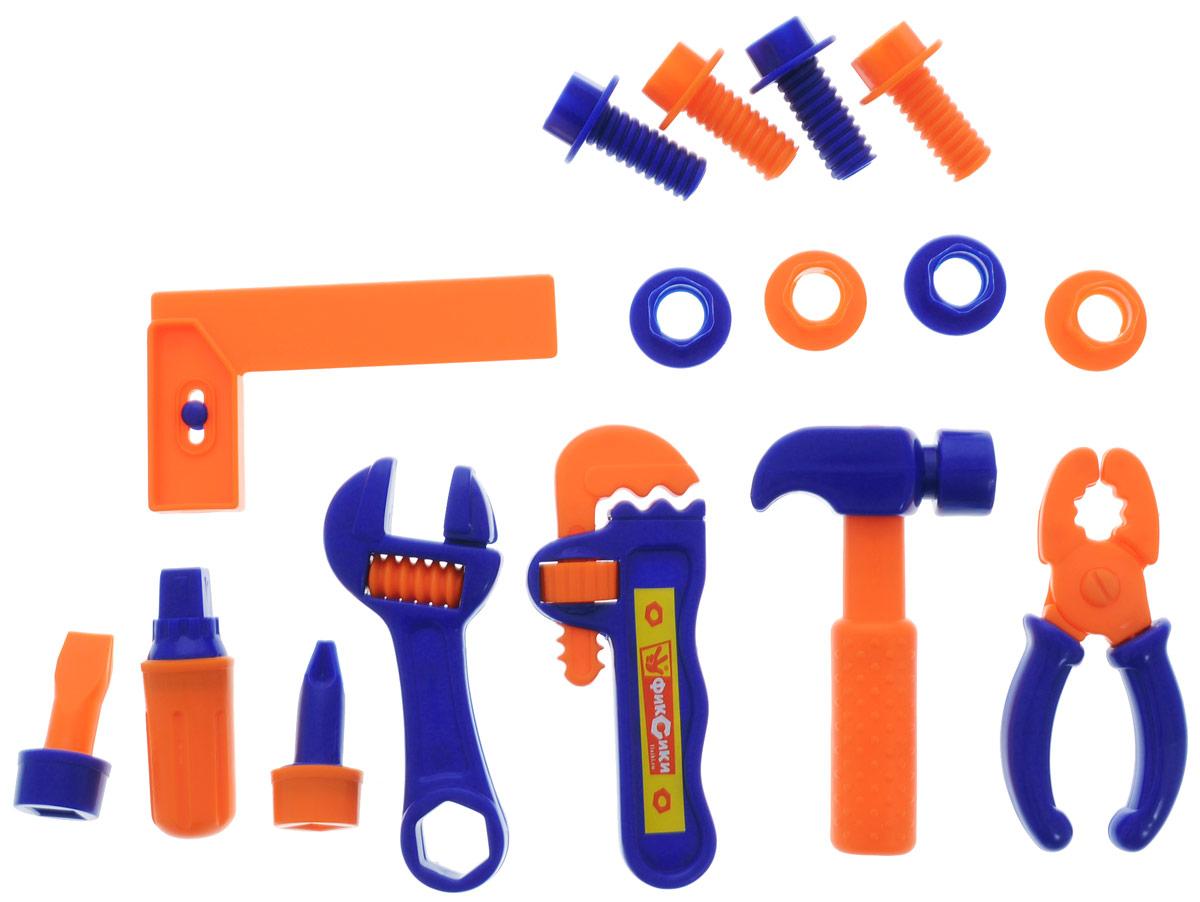 Играем вместе Набор инструментов Фиксики 16 предметов фиксики инструменты