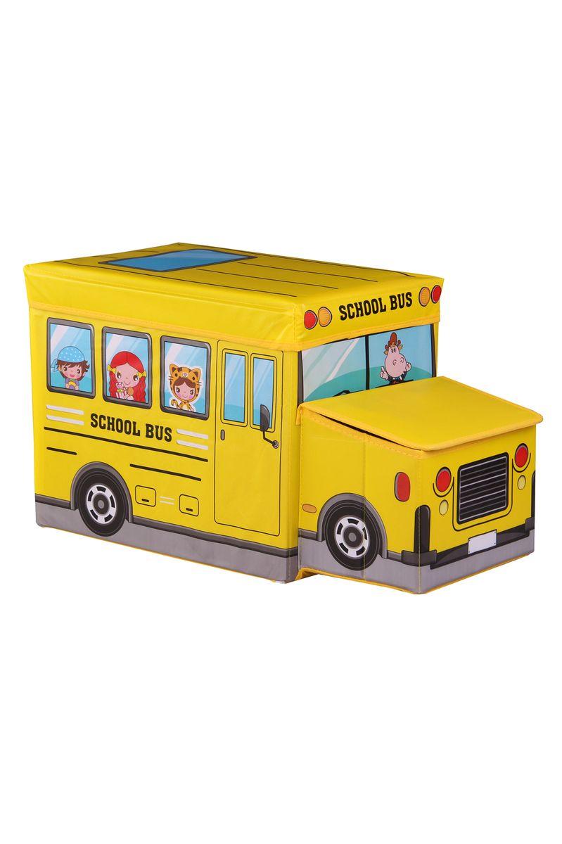 Органайзер для белья Empire of dishes, 40x30x25 см, цвет: желтый. IM99-5139/желтыйIM99-5139/желтыйДалеко не каждый шкаф способен вместить в себя все ваши наряды. Что бы ваши вещи не пылились, упакуйте их в специальный кофр.