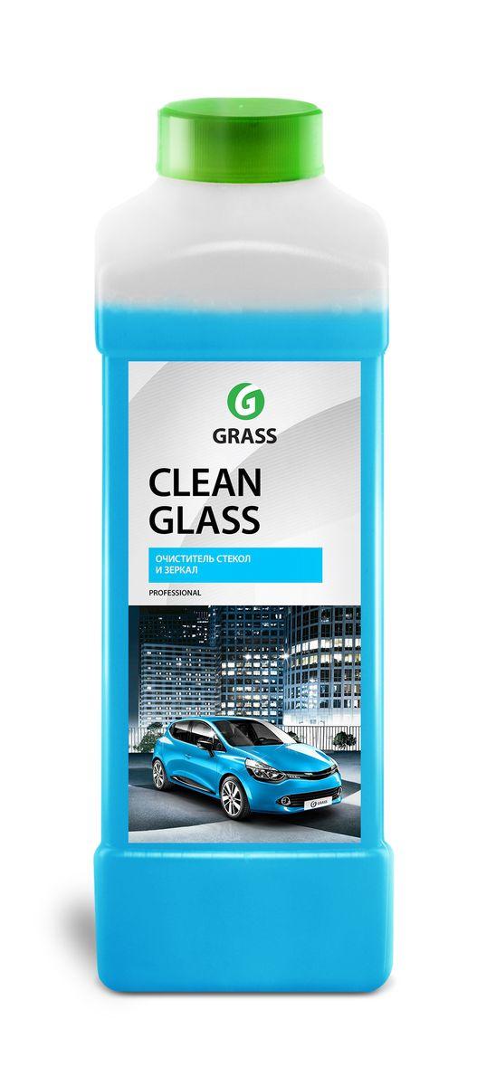 Средство для очистки стекол и зеркал Grass Clean Glass, 1 л133100Средство Grass Clean Glass - это универсальный очиститель для стекол, зеркал, пластика, хрома, кафеля. Не оставляет подтеков, разводов, придает поверхностям антистатические свойства. Удаляет пятна и следы от пальцев, защищает от пыли, придает блеск. Раствор готов к применению. Товар сертифицирован.
