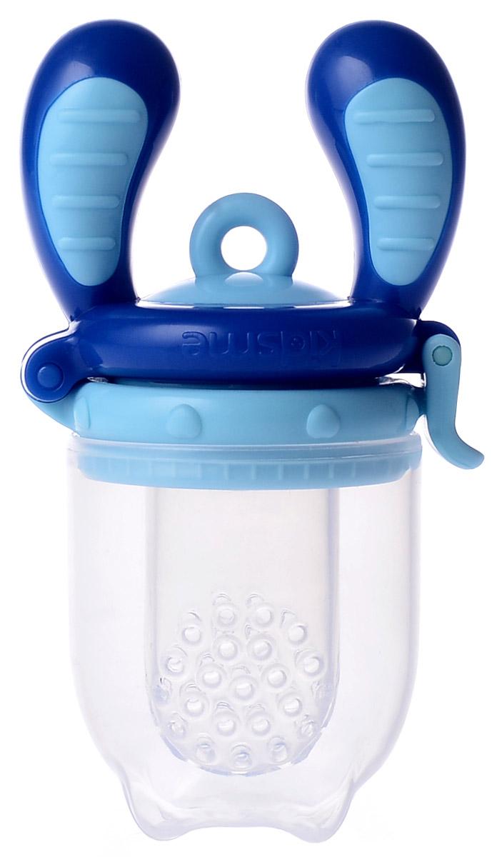 Kidsme Ниблер Фуд Фидер размер M от 4 месяцев цвет аквамарин