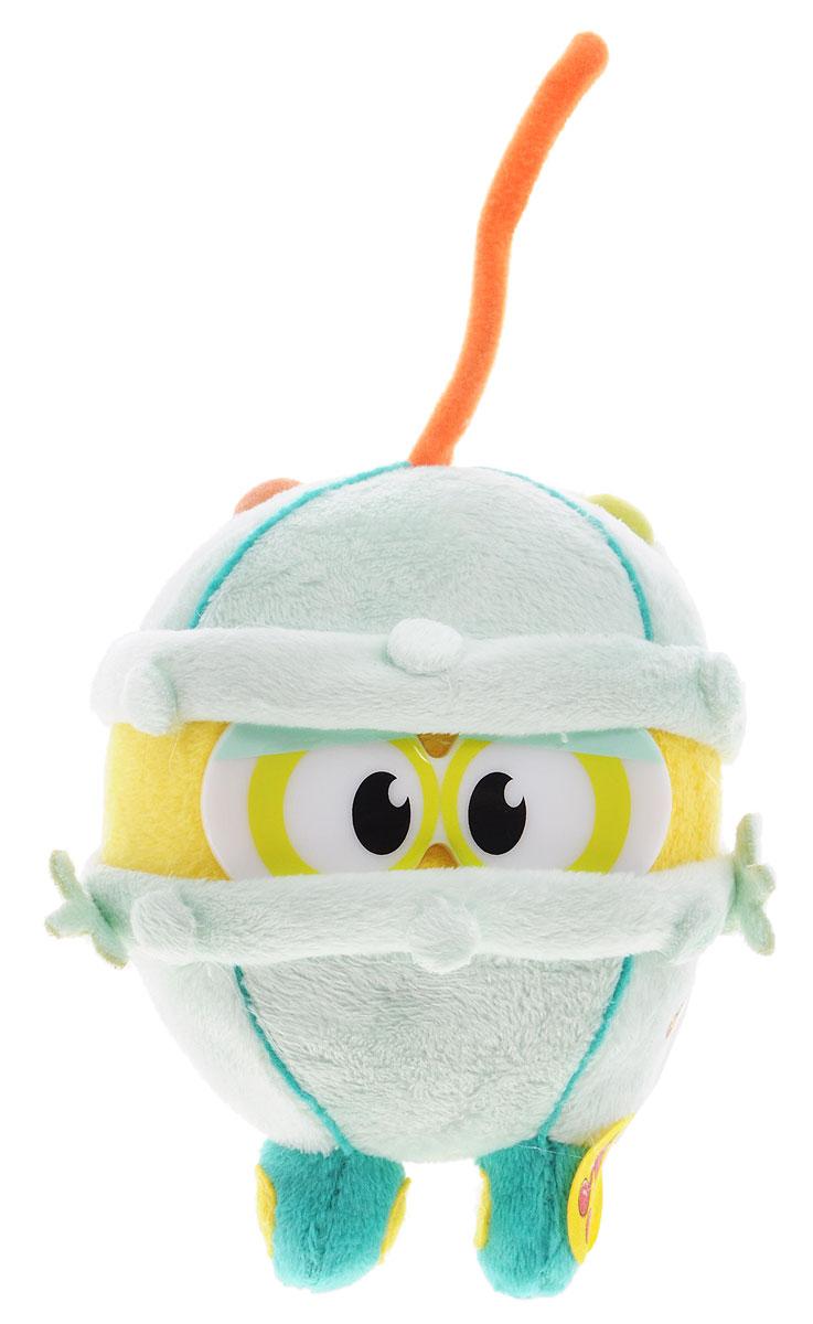 Мульти-Пульти Мягкая озвученная игрушка Смешарики Биби 10 см