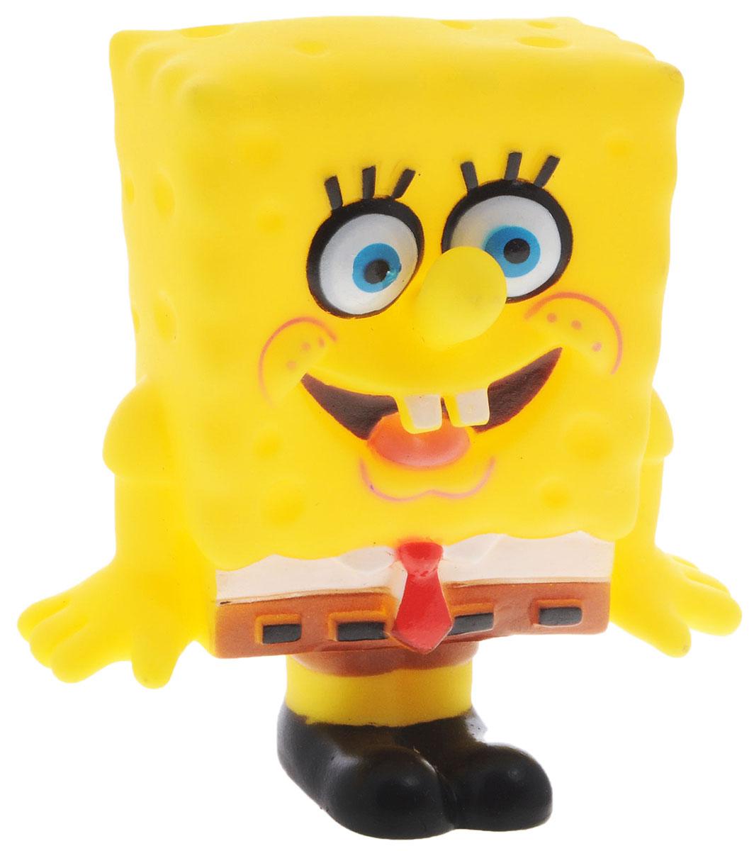 Играем вместе Игрушка для ванной Губка Боб11RИгрушка для ванной Играем вместе Губка Боб понравится вашей крохе и развлечет ее во время купания. Игрушка выполнена из безопасного материала в виде Губки Боба. Размер игрушки идеален для маленьких ручек малыша. Если сжать ее во время купания в ванной, игрушка начинает брызгаться водой, а при нажатии раздается забавный писк. Игрушка способствует развитию воображения, цветового восприятия, тактильных ощущений и мелкой моторики рук.