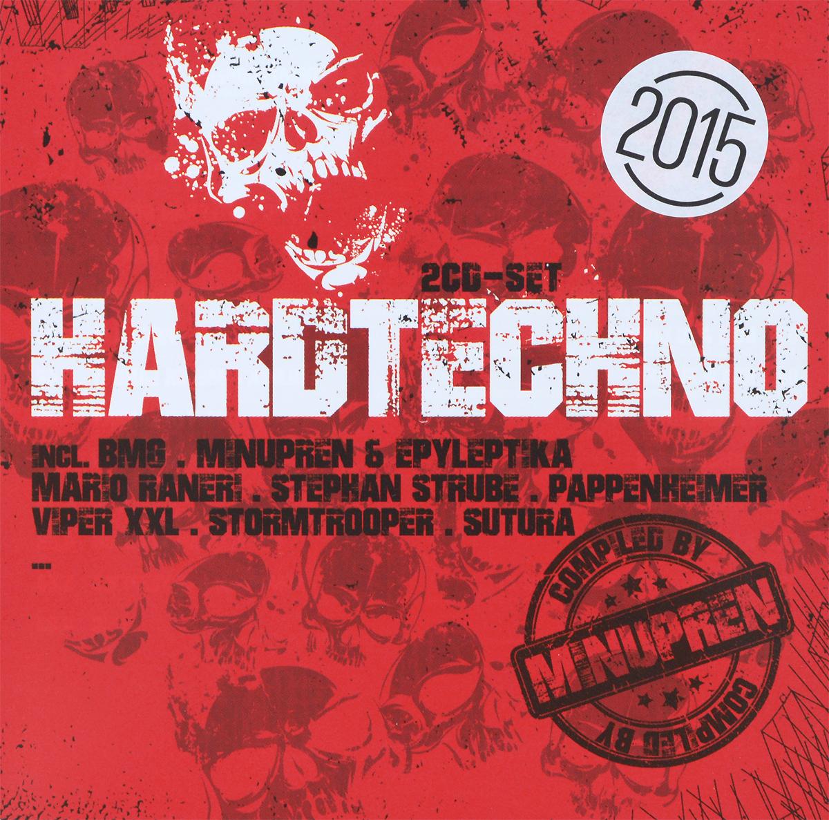 Hardtechno 2015 (2 CD) 2 Audio CD