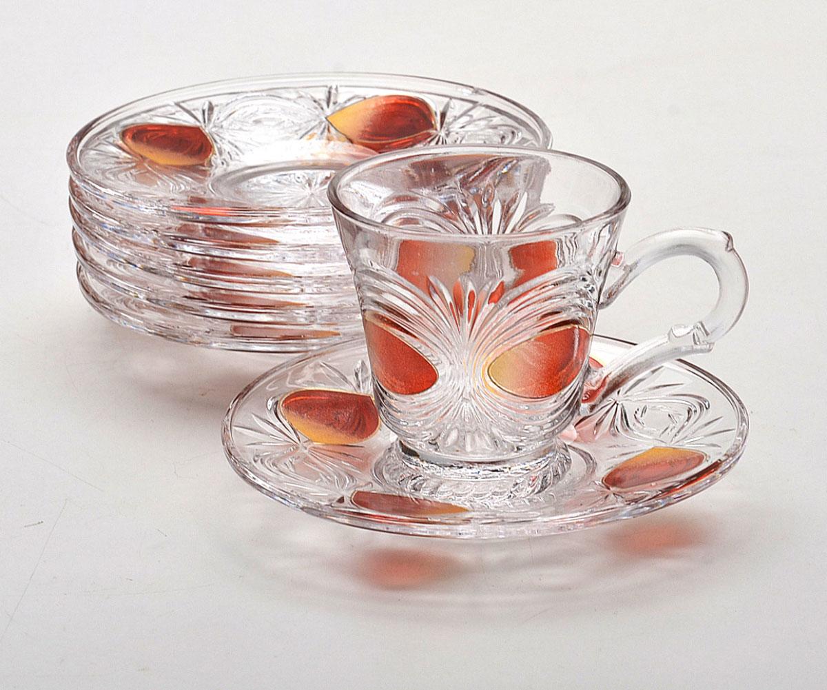 Набор для чая Mayer & Boch, 12 предметов. 29932993Материал:стекло