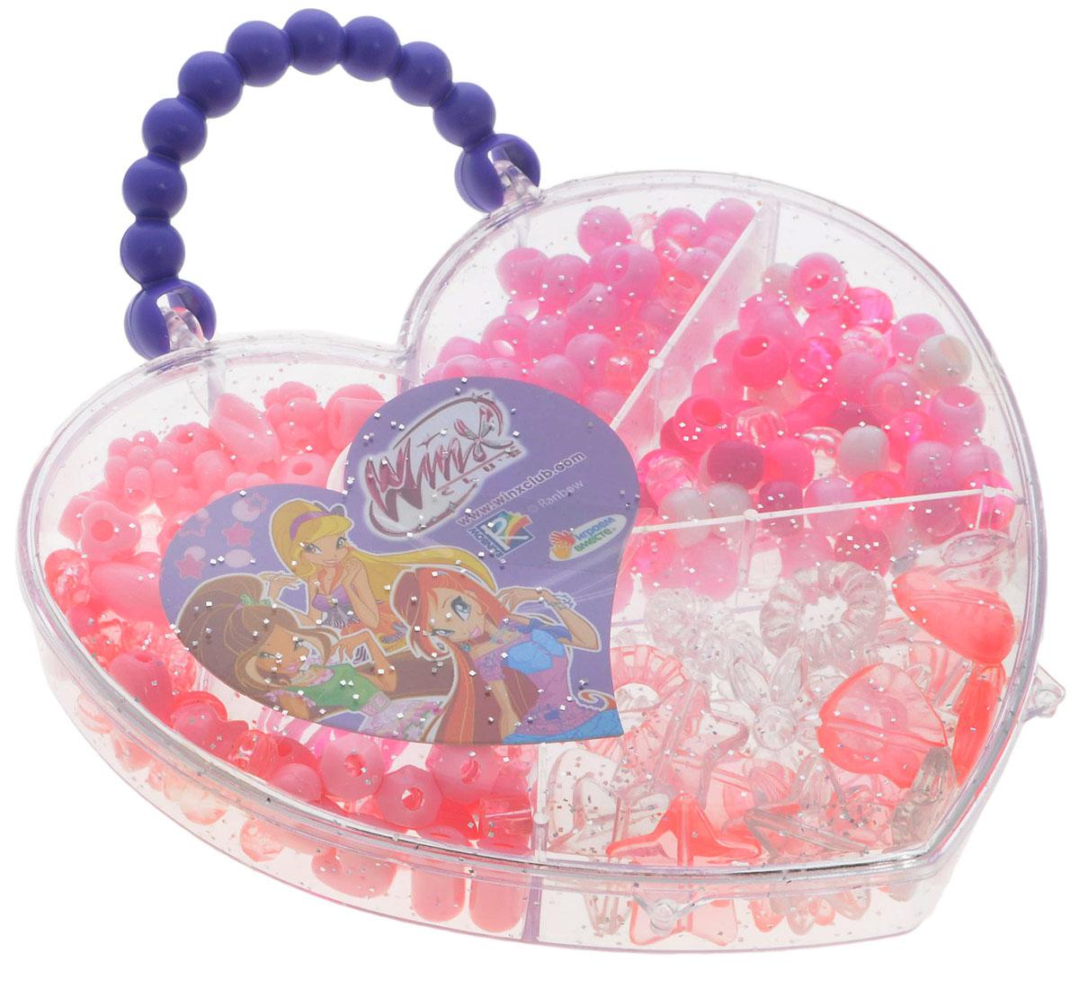 Играем вместе Набор бисера Winx Сердце